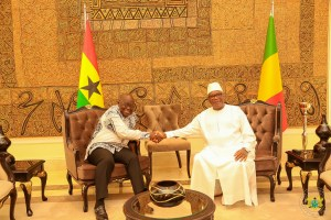 Ghana, Mali pledge to deepen bilateral relations