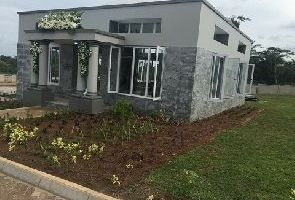 Dr. Opuni's mother's tomb