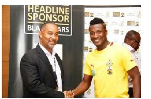GNPC pays $3million annually to the Black Stars