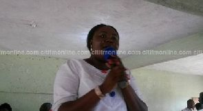 Hon Francisca Oteng Mensah, Kwabre East MP