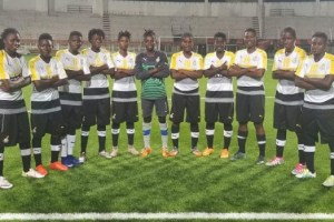 Ghana's U-20 Women's National Team - The Black Princesses