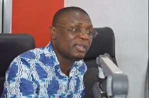 Kofi Adams, NDC National Organizer