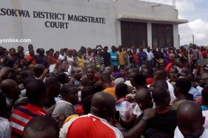 Asokwa District Magistrate Court
