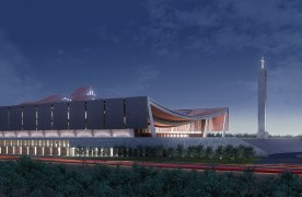 National Cathedral of Ghana, designed by David Adjaye
