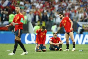 Russia stun Spain on penalties to reach World Cup quarter-finals