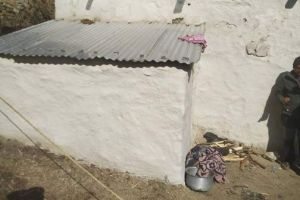 Nepal mother and two children die in a hut