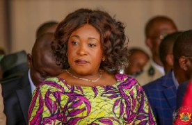 Ms Shirley Ayorkor, Foreign Affairs Minister