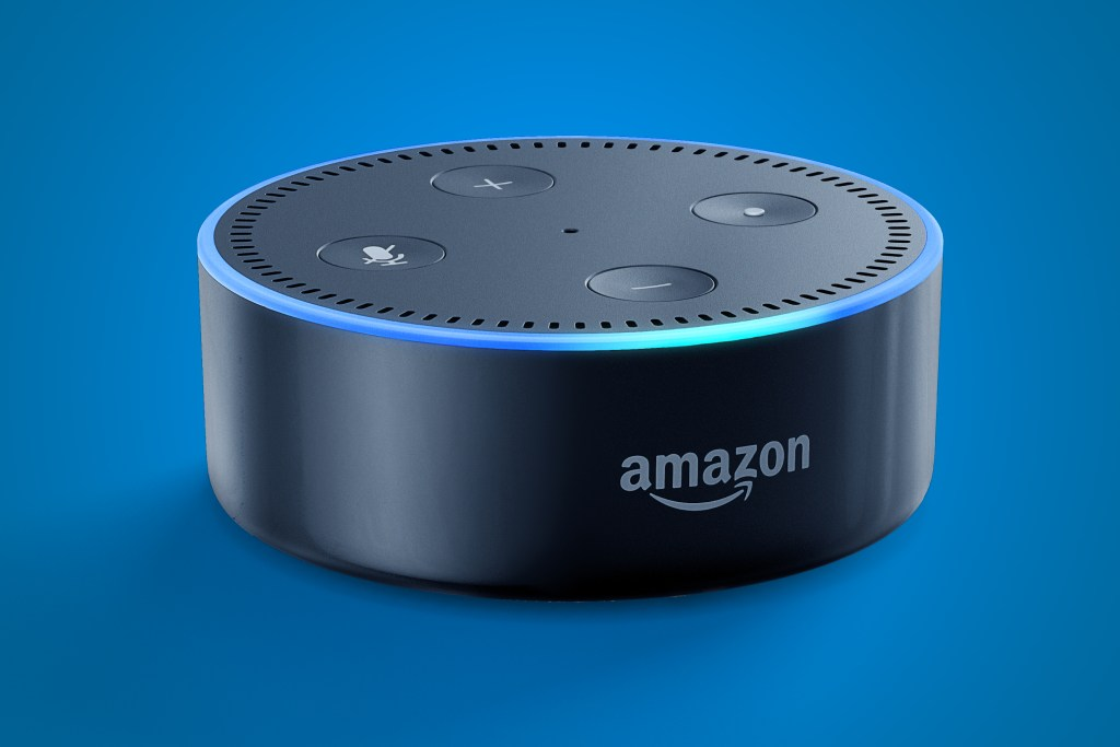 Enter Allegiance's giveaway to win an Amazon Echo Dot and $50!