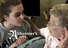 olivia singing to her great grandmother creates a beautiful moment of love and connection