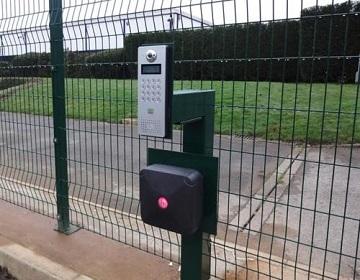Automatic Driveway Security Gates Myamax