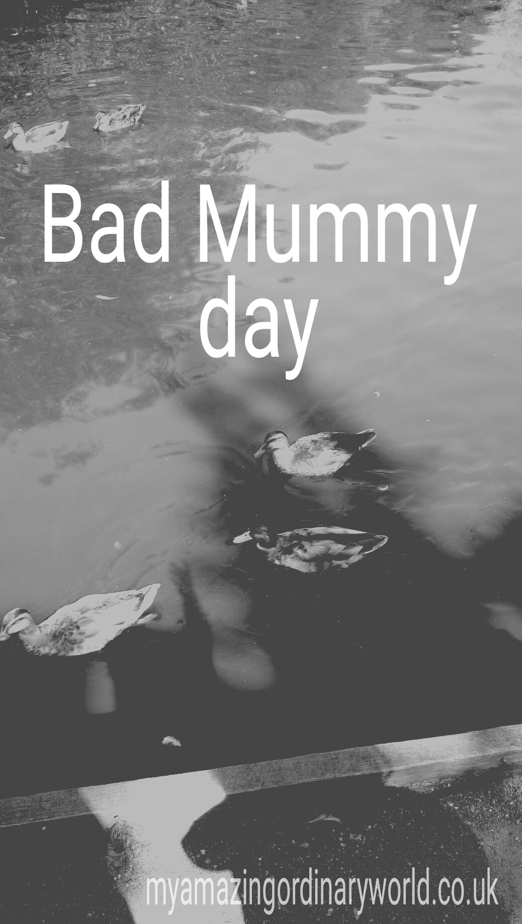 Bad Mummy day
