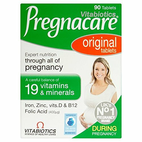 5 pregnancy must haves: pregnancare vitamins.