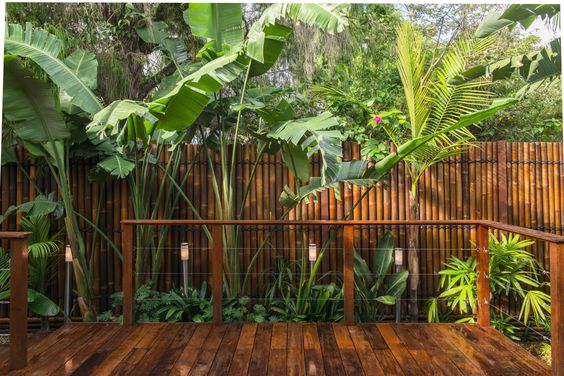 20 Amazing Bamboo Fence Ideas To Beautify Your Outdoors  Page 4 of 4