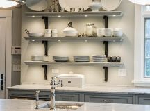 Shelves For Kitchen Counter ~ Attractive design ...