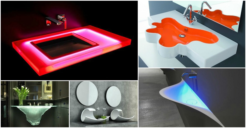 15 Extraordinary Futuristic Sinks That Will Fascinate You