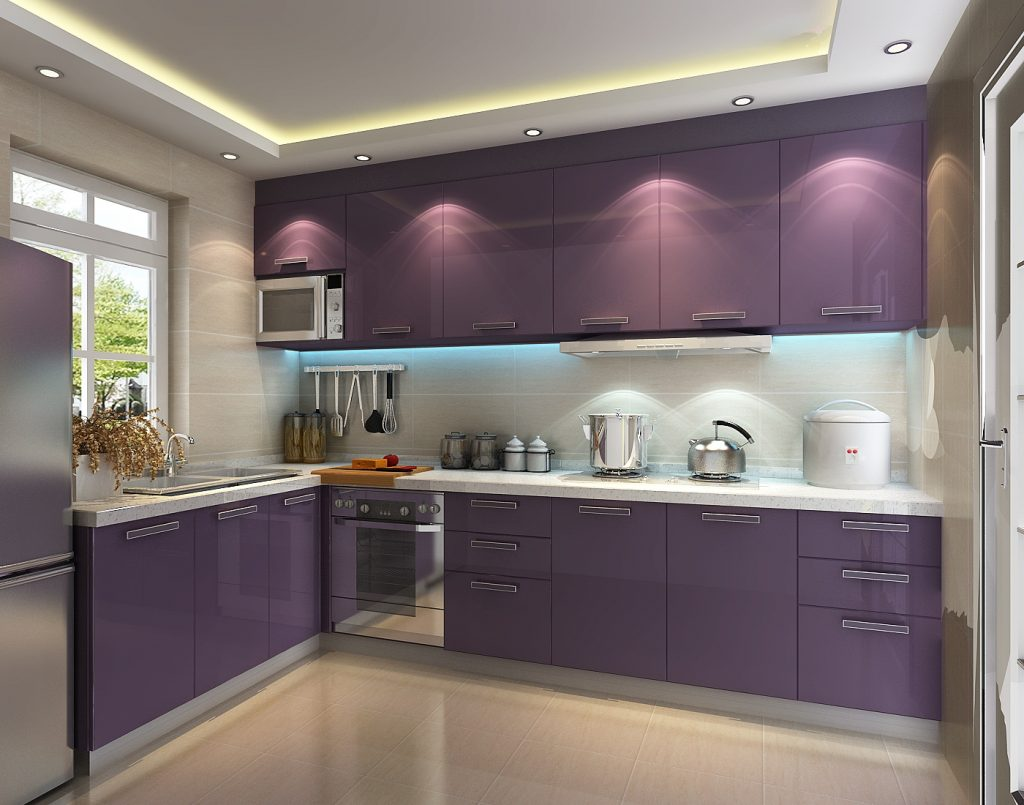 Modern Kitchen Cupboard Ideas