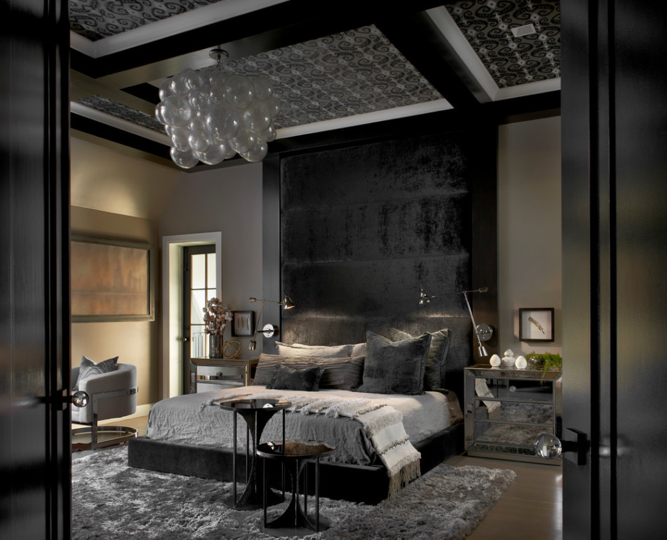 Having a small space may include more storage challenges, but that doesn't mean you can't enjoy a beautiful space. 50 Shades of Darker Interiors You Must See - Page 5 of 7