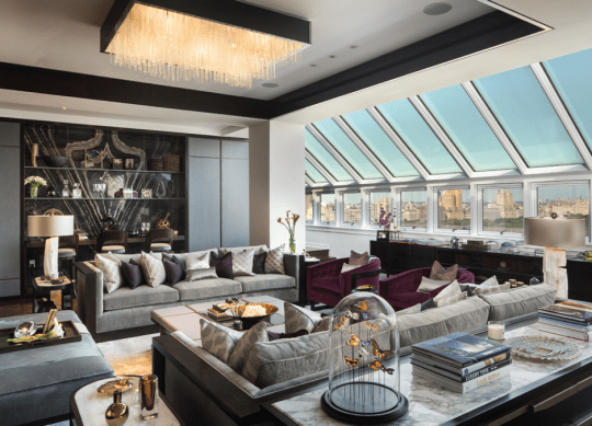 20 Dreamy Penthouse Interiors You Wish You Could Live In