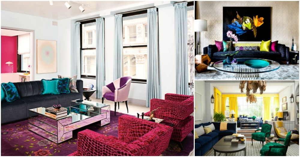 16 Jewel Tone Interiors You Should Not Miss