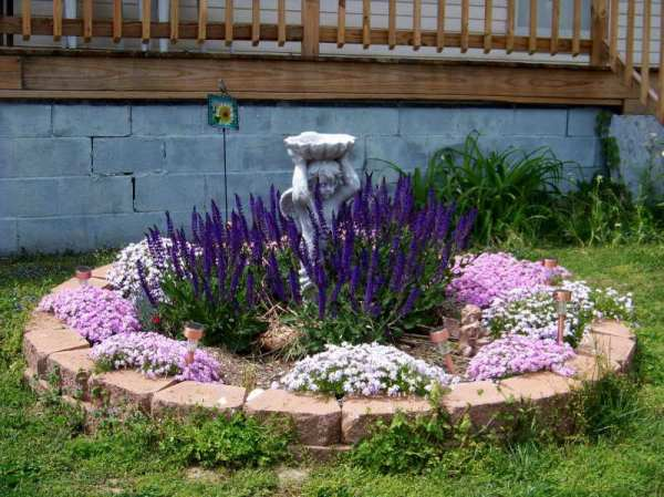 make flower beds