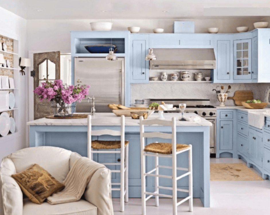 15 Charming Pastel Kitchens That You Will Absolutely Love