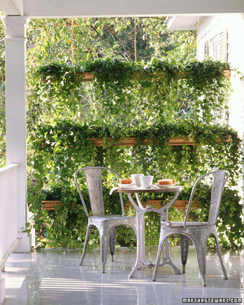Affordable Patio Privacy Screens That Are Easy To Make  Page 2 of 3