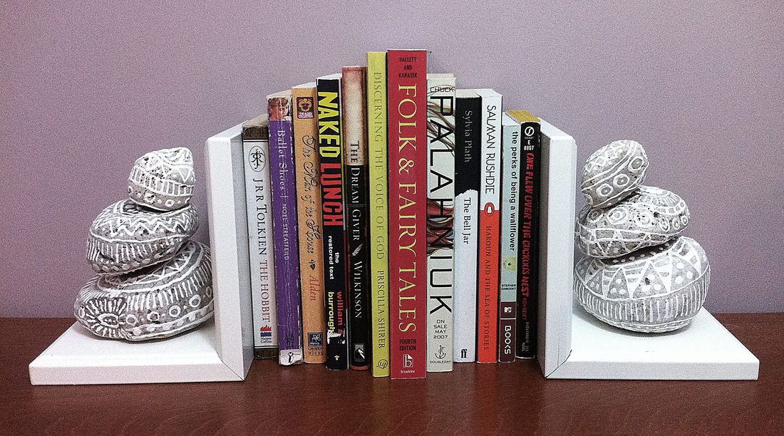 Creative DIY Bookend Ideas That Make Excellent Home Decor  Page 2 of 2