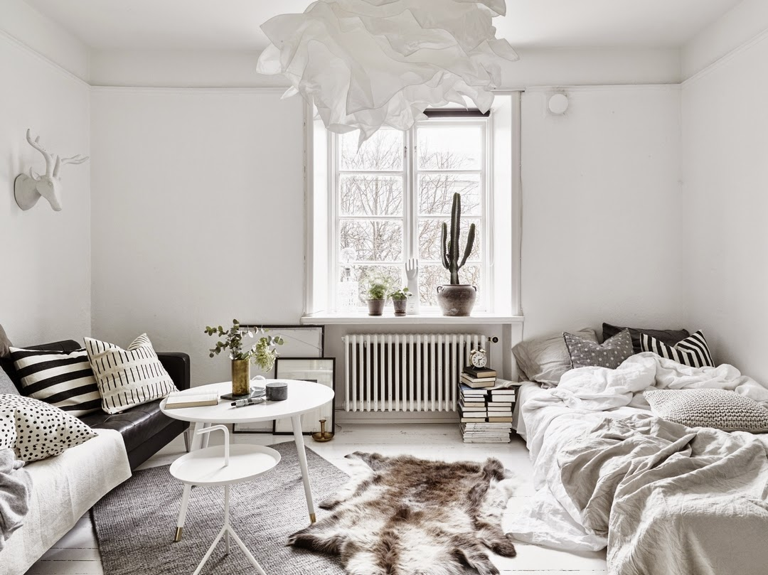 Are you looking for college apartment bedroom decor ideas? How To Create A Bedroom Inside A Tiny Studio Apartment?