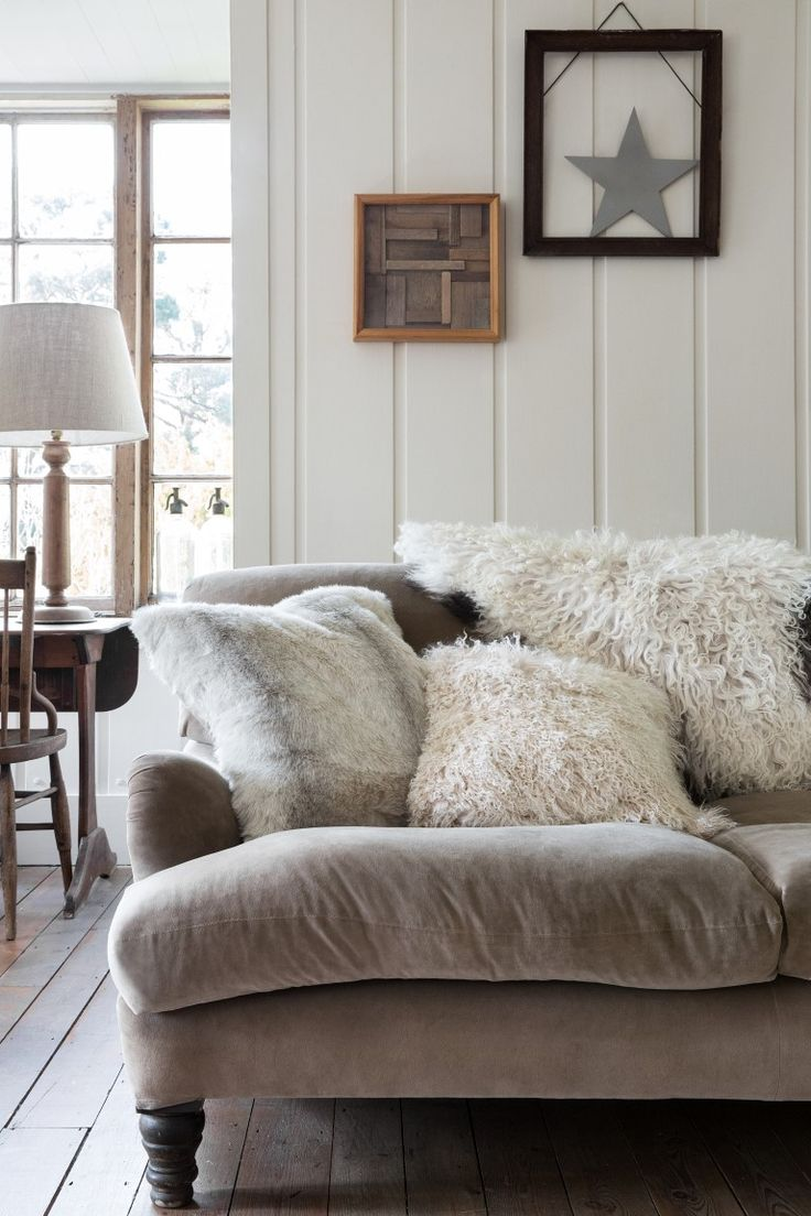 Stunning Faux Fur Decor Ideas To Make Your Home Cozy