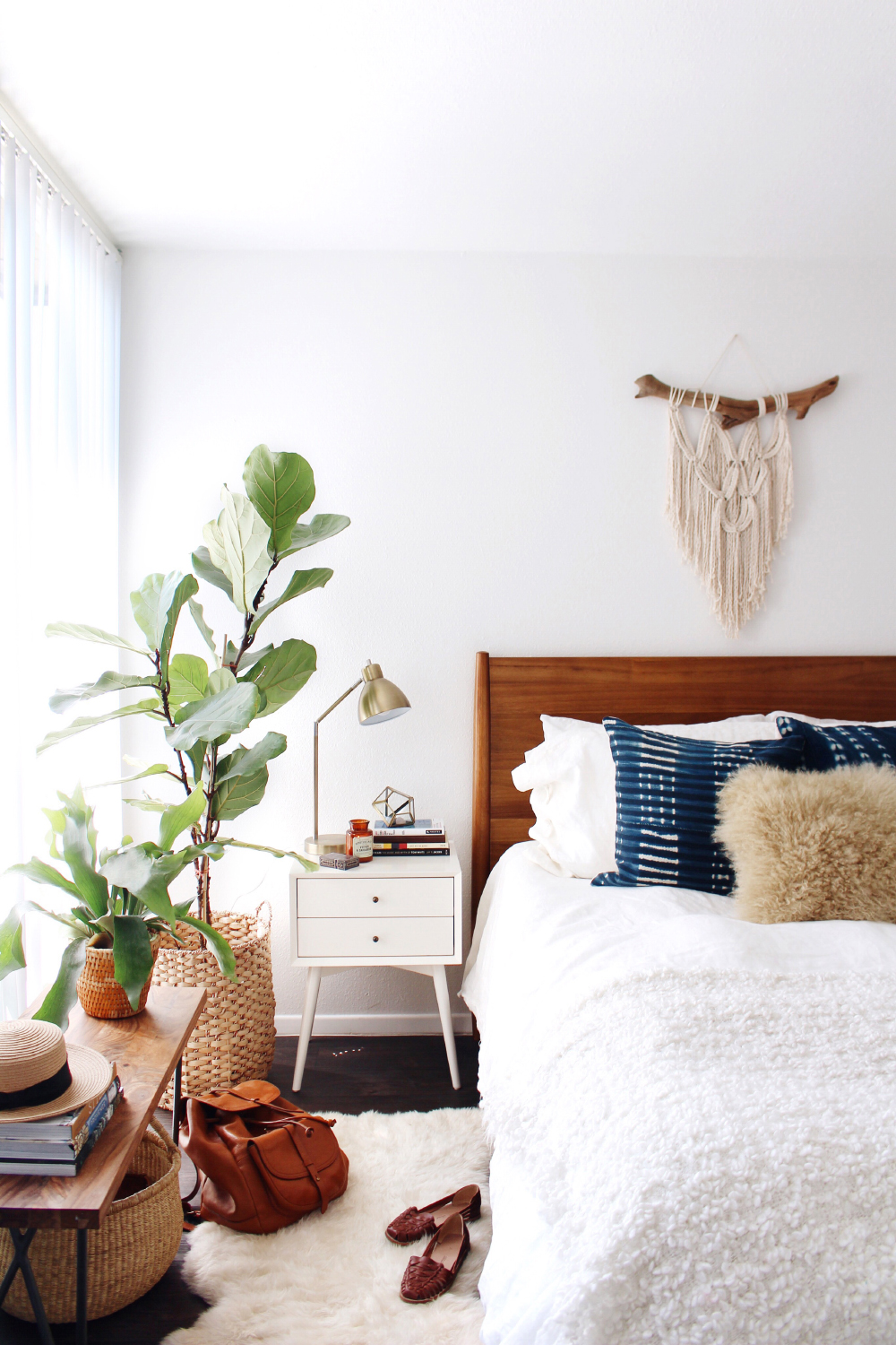 Modern Bohemian Interiors That Feature Sleek Look Rich