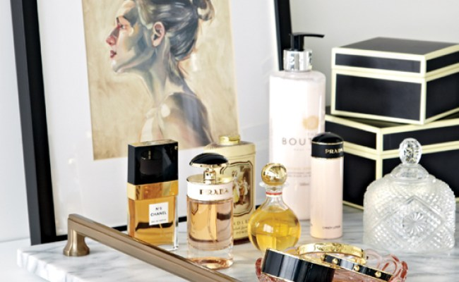 Perfume Display Ideas To Show Off Your Collection In A