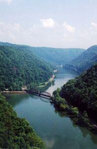 Scenic West Virginia