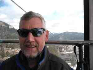 Malcolm Logan at Squaw Valley Ski Resort