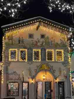 The Wurlygigz Toy Store in Leavenworth