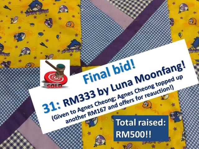 31 Luna Moonfang RM333
