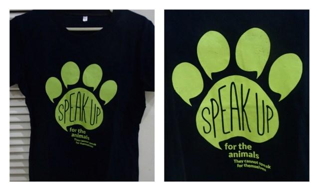 Speak Up Green Blue