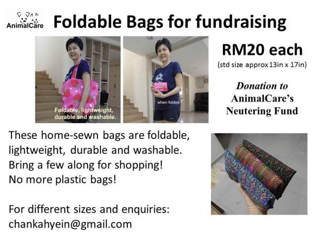 Foldable Bags (latest advert) 1