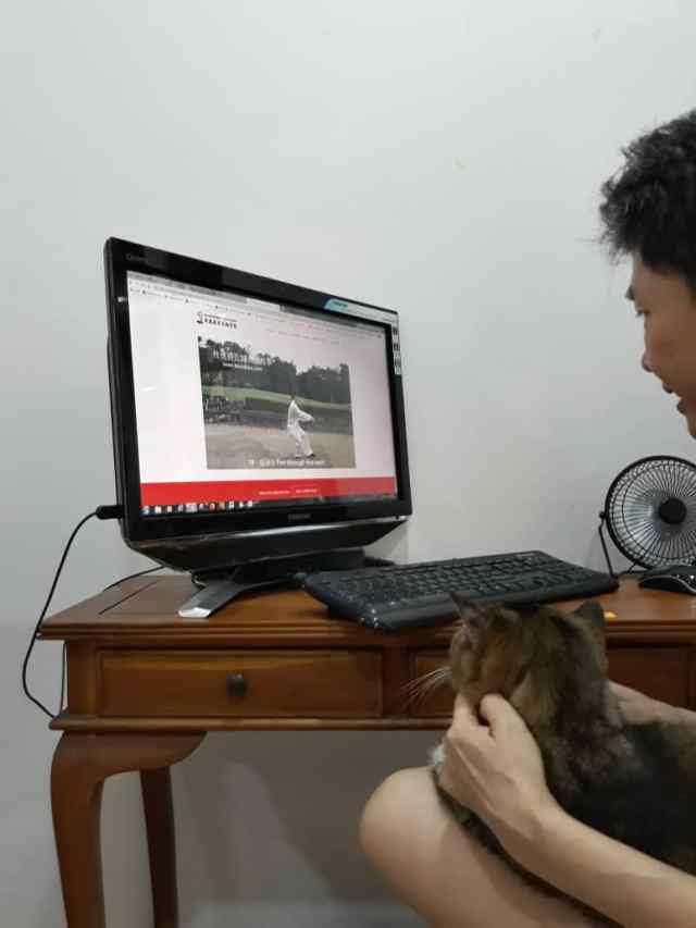 Who wants to be the next taiji cat? « AnimalCare