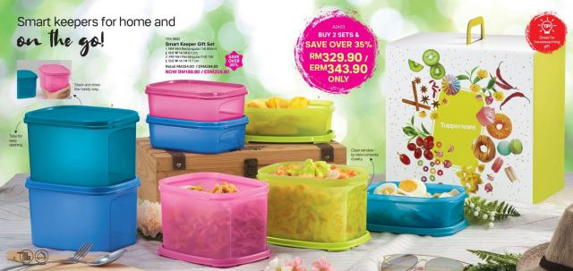 Salam Ramadhan Offers From Tupperware (fundraising!)