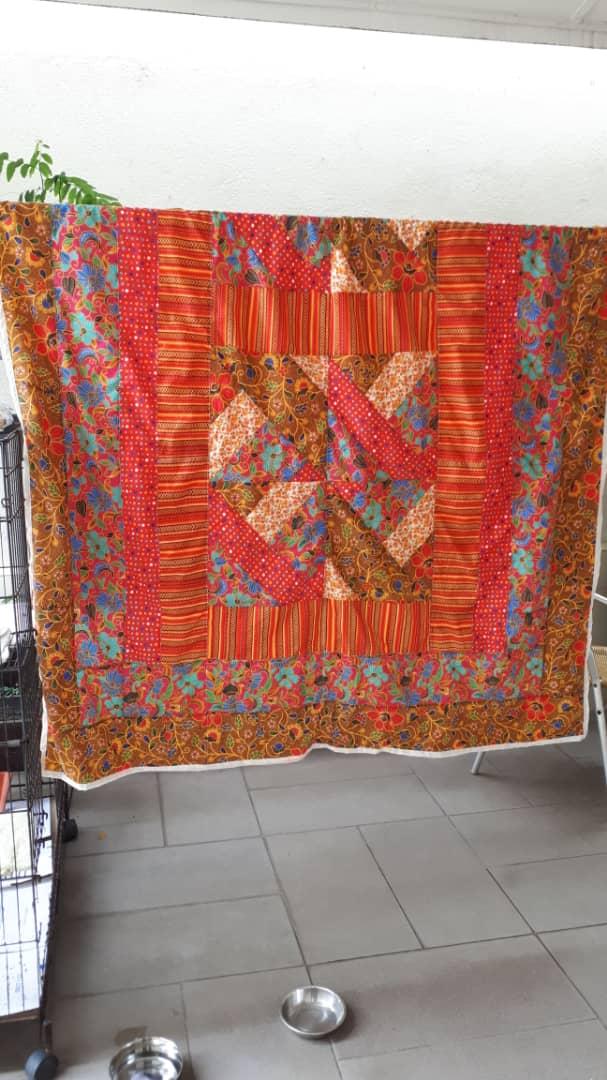 Blanket No 215 – Intan Raya!