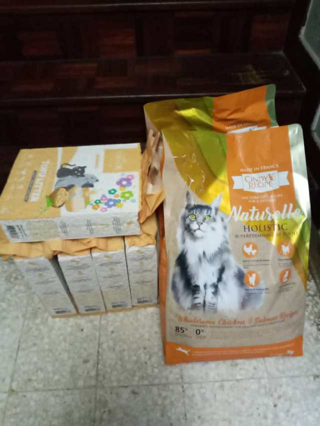 MCO-Relief Petfood Donation (Wong Ah Nui)