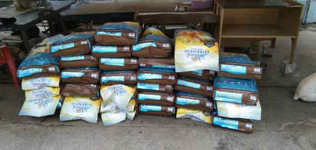 MCO-Relief Petfood Donation To PAWS