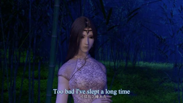 Dou Hun Wei Zhi Xuan Yue Qi Yuan, The Dream of the Soul, Spirit Guardian, 斗魂卫之玄月奇缘 Season 1 episode 05 english sub engsub