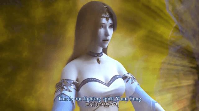 Dou Hun Wei Zhi Xuan Yue Qi Yuan, The Dream of the Soul, Spirit Guardian, 斗魂卫之玄月奇缘 Season 1 episode 11 english sub engsub