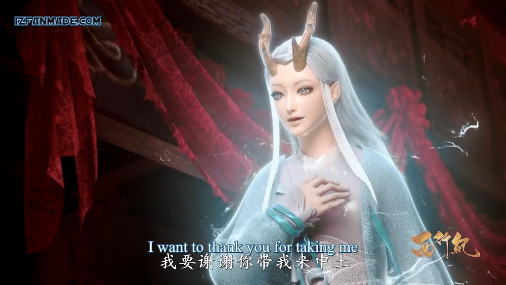 Xi Xing Ji, Journey to the West, The Westward, Westbound Discipline, 西行纪,(chinese anime) season 1 episode 07 english sub engsub