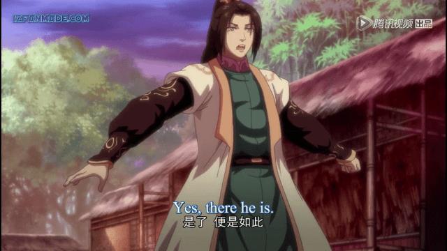 Ze Tian Ji Season 3-Way of Choices Season 3-Fighter of the Destiny Season 3 episode 04 englishsub