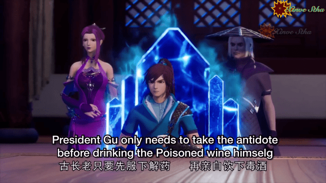 Ling Jian Zun-Spirit Sword Sovereign Season 3 (chinese anime) Episode 92 english sub