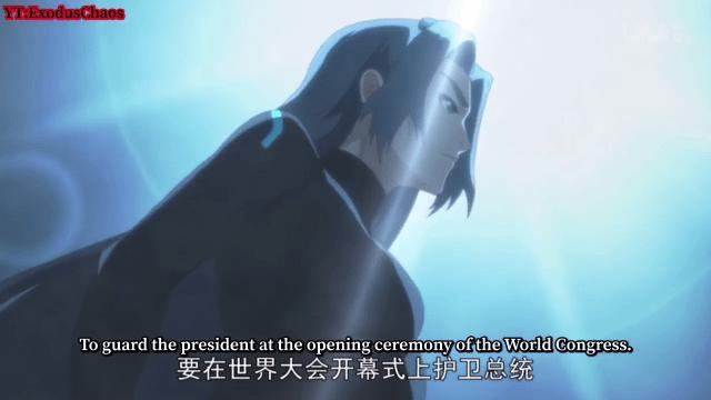 Wang Gu Shen Hua Zhi Tian Xuan Zhe-Metaman [望古神话之天选者] (chinese anime) episode 03 english sub