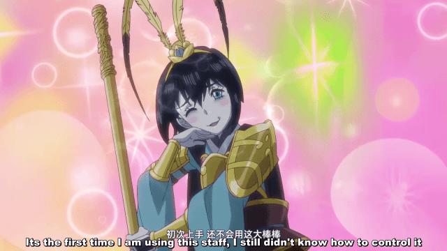 Da Wang Bu Gao Xing-The Furious Yama (chinese anime) episode 11 english sub