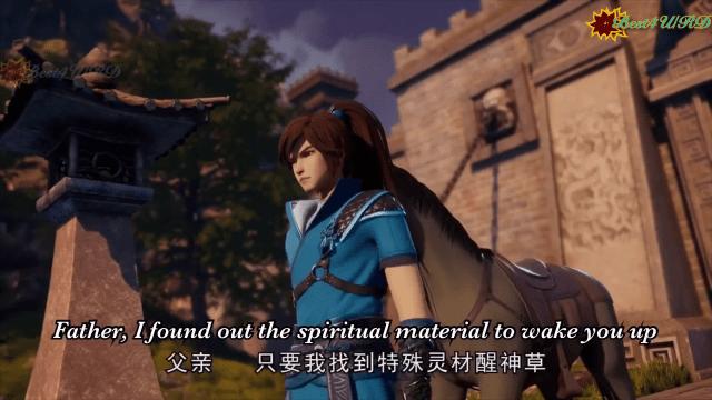 Ling Jian Zun-Spirit Sword Sovereign Season 3 (chinese anime) Episode 100 english sub